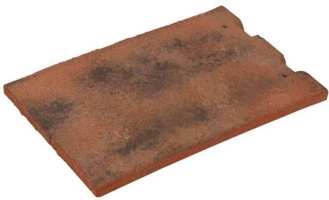 Rosemary Clay Craftsman Plain Tile