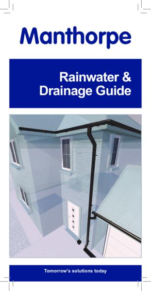 Rainwater & Drainage Guide