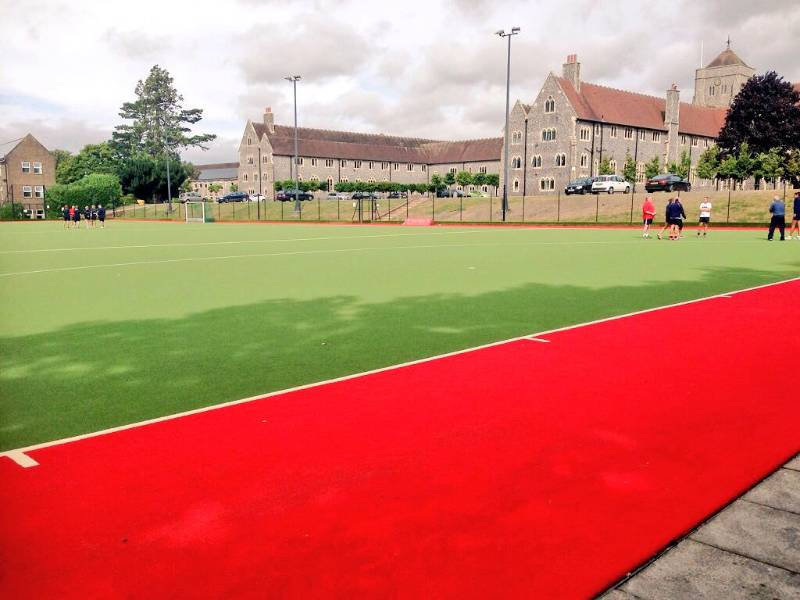 Artificial Grass Case Study - Hurstpierpoint College