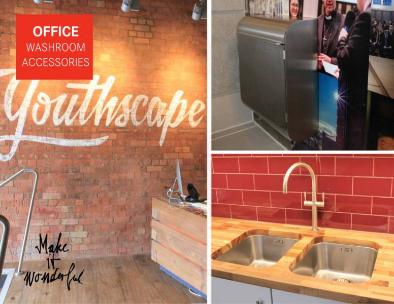 Franke products help to transform iconic edwardian building for Youthscape