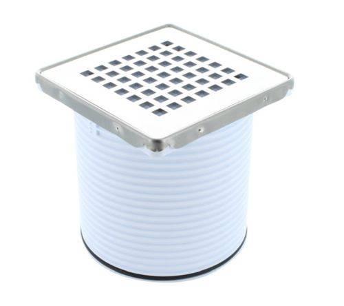 PVC-U Floor Outlet