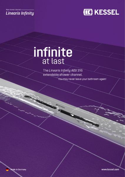 N14. KESSEL Linearis Infinity Shower Channels