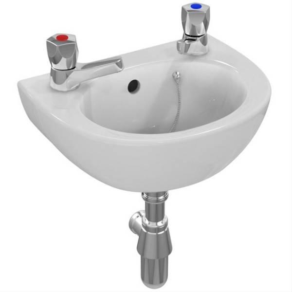 Sandringham 21 35cm Handrinse Washbasin