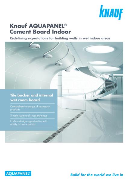 AQUAPANEL® Indoor Brochure