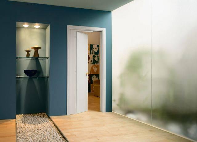 Novanta Half-Pocket Half-Hinged Sliding Folding Door