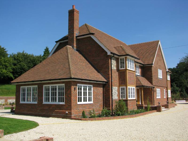 High-End Country House Refurbishment