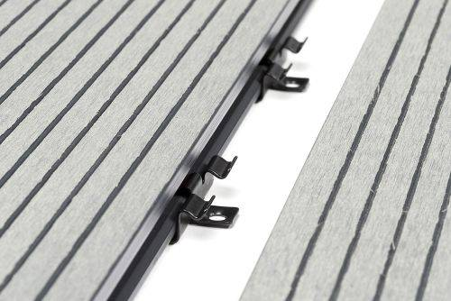 Contemporary Hollow Decking (Hidden Clip Fixing System)