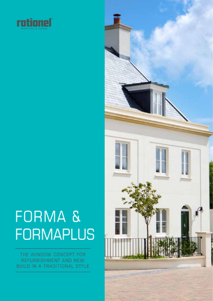 Rationel FORMA/FORMAPLUS Catalogue