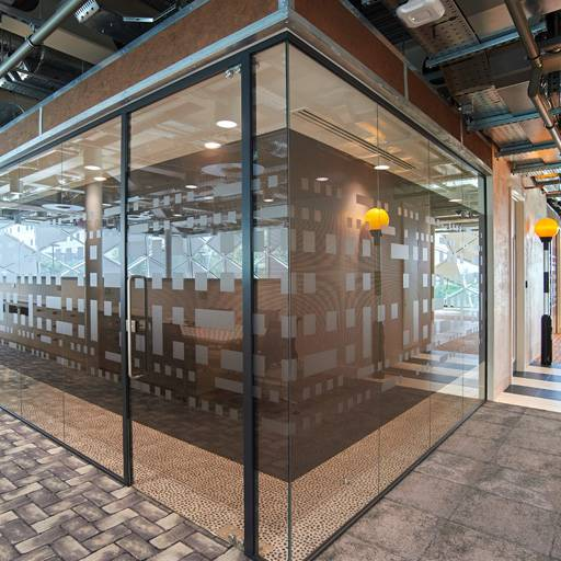 Optima 117 plus, 100 mm Tech Panel - Media walls
