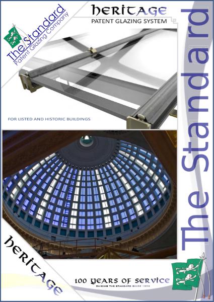 Heritage Patent Glazing Brochure