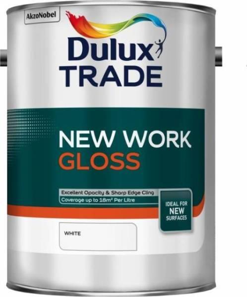 New Work Gloss