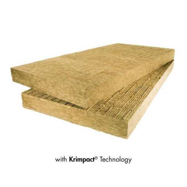 RocksilkRocksilk® Flat Roof Slab