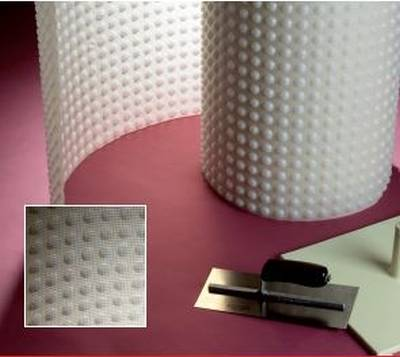 Platon PB2 Mesh - Cavity Drainage Membrane 2 mm Stud for Plaster Finish