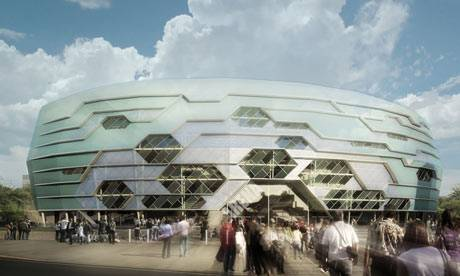 Flexible, sustainable and safe drainage solutions for Leeds Arena