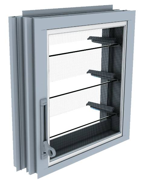 Innoscreen Window System – Manual