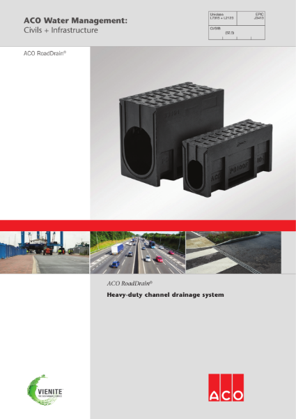 ACO RoadDrain Brochure