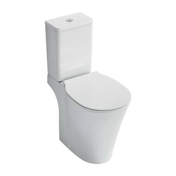 Concept Air Close Coupled WC Suite