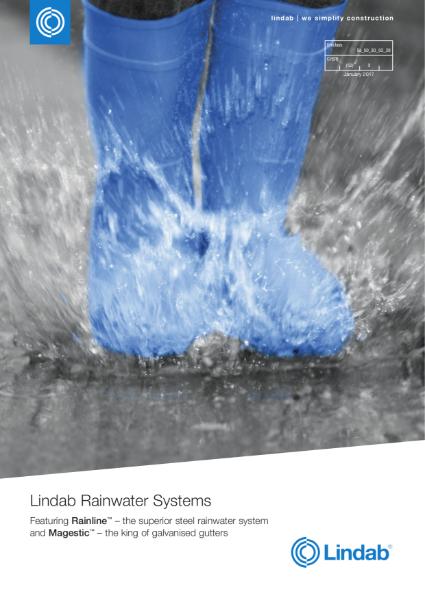 Rainwater Drainage Systems