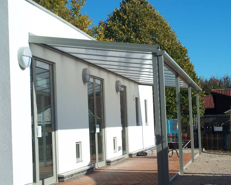 Meridian Lean-To Canopy