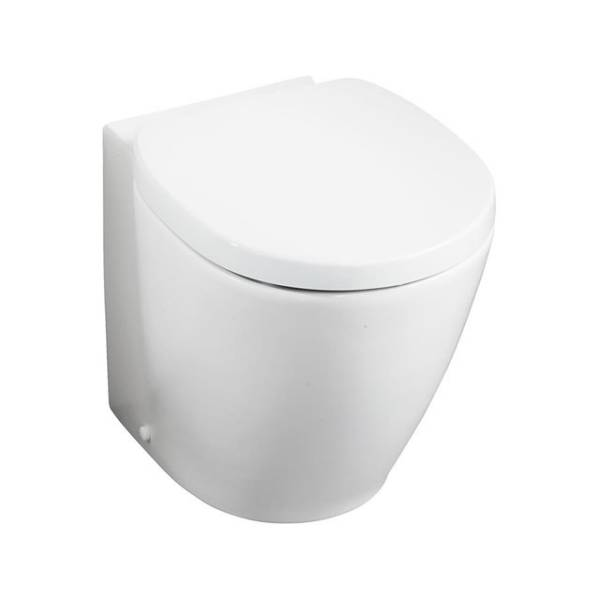 Concept Space Compact Back to Wall WC Suite