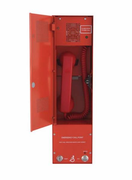 Omnicare Combined Unit Fire Telephone