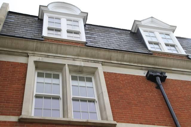 Traditional Spring Sash Windows - Triple