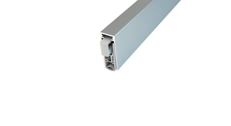 Norsound NOR810 Rebated Acoustic Automatic Door Bottom seal