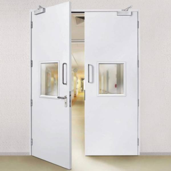 Uninsulated Fire Doors