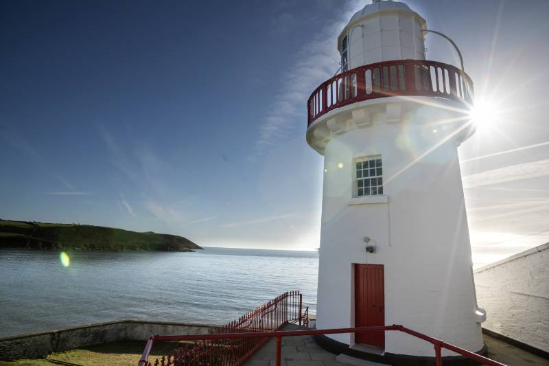 Youghal Lighthouse - County Cork
