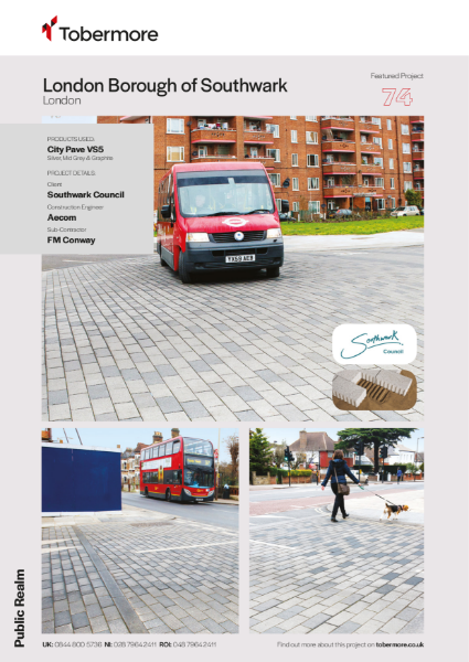 Featured project - London Borough of Southwark