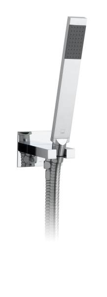 Instinct Mini Shower Kit with Integrated Outlet
