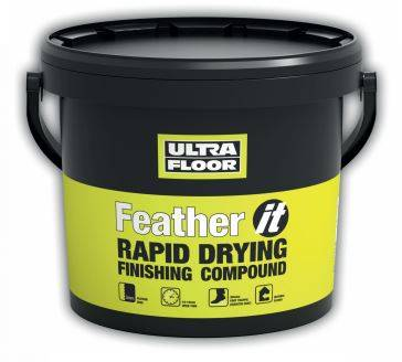 Feather IT: Rapid Drying Finishing Compound