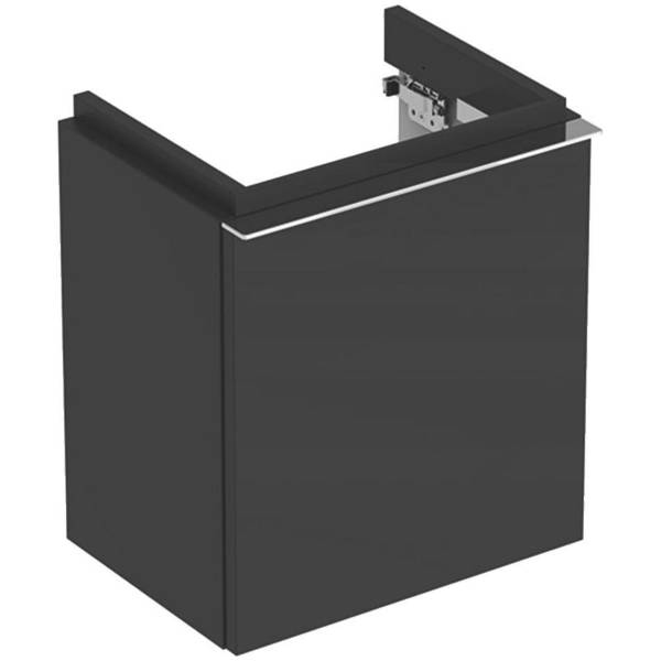 iCon cabinet for handrinse basin, with one door