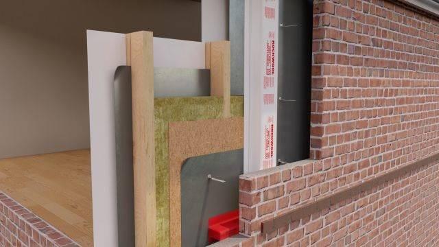 ROCKWOOL Timber Frame Slab