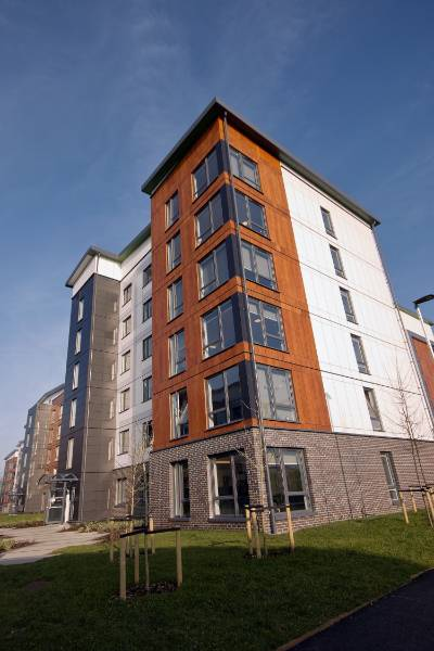 University of Hertfordshire - College Lane Residents Project