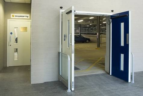 Integra Steel Doorset