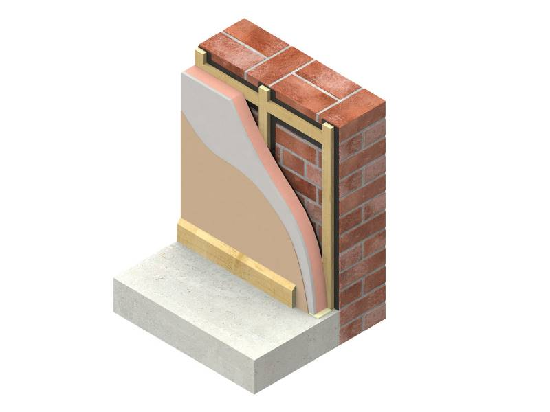 Kingspan Kooltherm K118 Insulated Plasterboard
