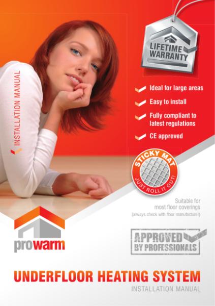 ProWarm Sticky Mat