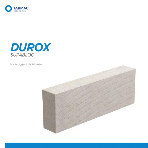 Durox Supabloc - Aircrete Blocks Product Guide