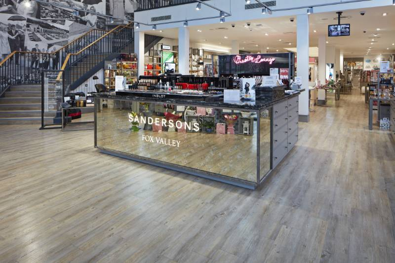 Sandersons Boutique Department Store