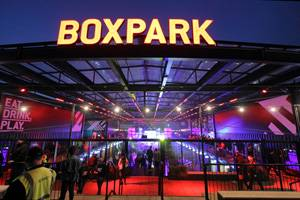 BoxPark Marketplace