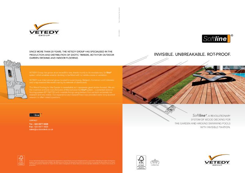 Softline® Decking Brochure