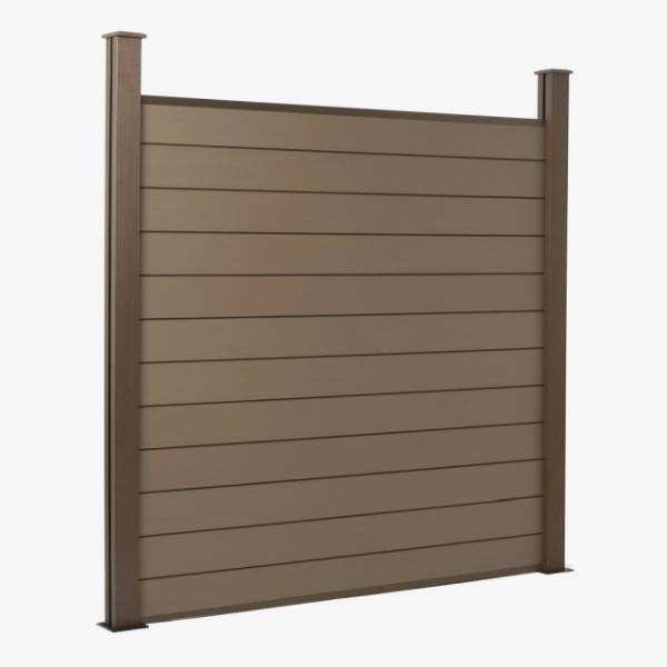 Hyperion Composite Fencing - Complete Fencing Panel