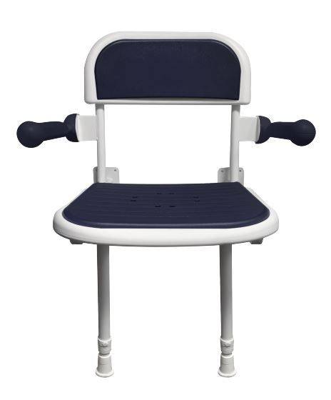 Shower Seats with Padded Arms/ Legs