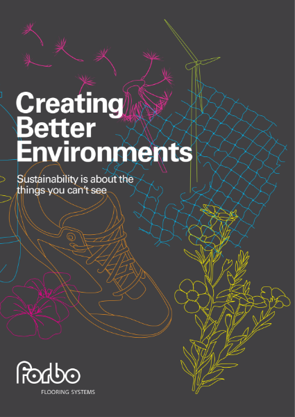 Creating Better Environments Brochure