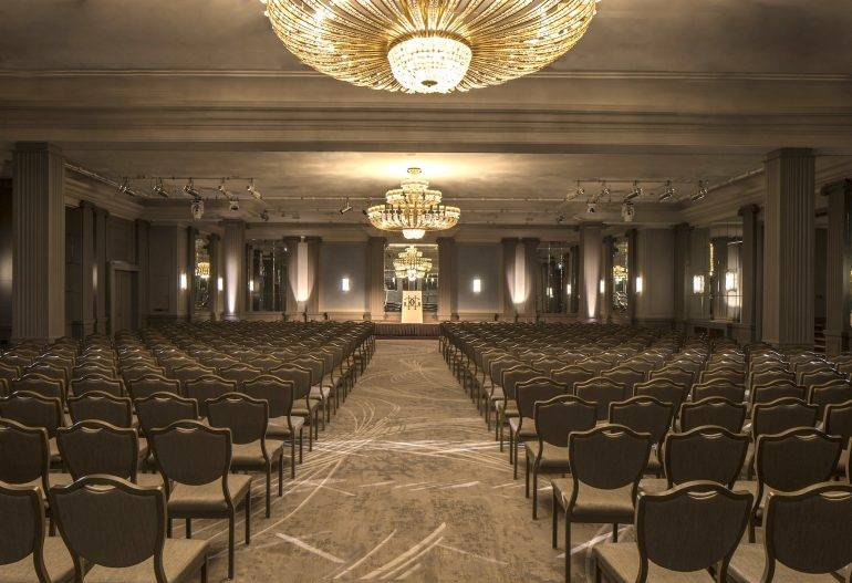 Grosvenor House Hotel - F. Ball products put in 5-star performance at London Hotel