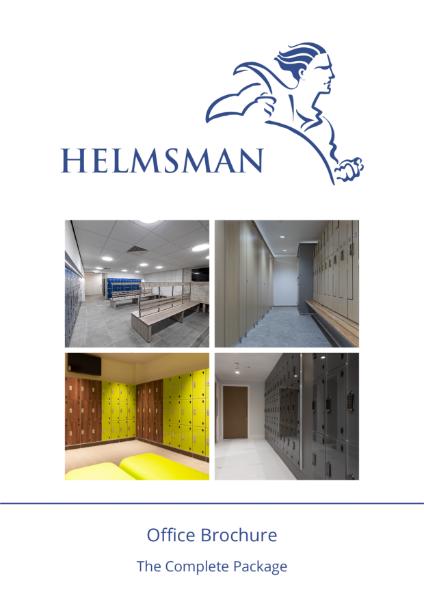 Helmsman Office Brochure