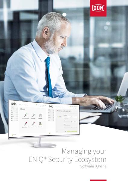 DOM ENiQ Online Management software