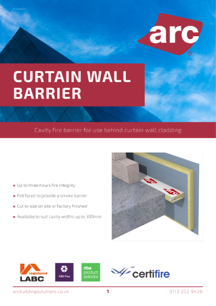 ARC Curtain Wall Barrier