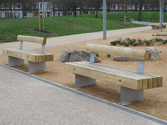 Fordham Seat and Bench